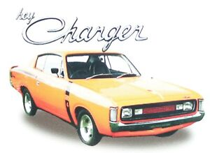 Decal - ORIGINAL HEY CHARGER by  RatRodRalphy company.