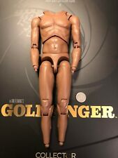 "Big Chief Studios James Bond Goldfinger Oddjob 12"" Nude Body loose 1/6th scale"