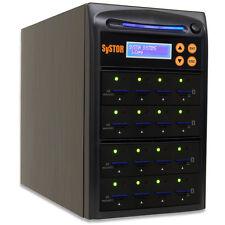 Systor 1 to 15 Multiple Micro/SD Card Memory Copier 1Gb 2Gb 4Gb 8Gb 16Gb 32Gb
