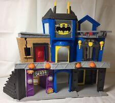 BATMAN JOKER FISHER-PRICE IMAGINEXT DC COMICS GOTHAM CITY PLAYSET 2011 W9637