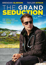 The Grand Seduction (DVD, 2014) NEW Sealed