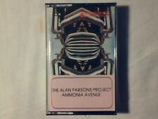 ALAN PARSONS PROJECT Ammonia avenue mc cassette k7 ITALY COME NUOVA LIKE NEW
