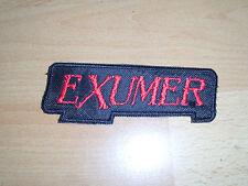 Exumer Patch Shape Thrash Metal