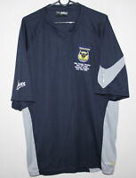 Oxford United England Blue Square Premier Play off Final shirt Size L 2010