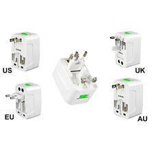 Best New All in One International Travel Power Universal Adapter AU/UK/US/EU