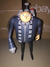 Despicable Me 2 Deluxe Gru Action Figure With Water Squirter Loose