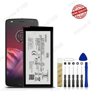 New HZ40 Battery For Motorola Moto Z2 Play XT1710-02 Tools