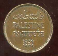 PALESTINE  1  mil  1939