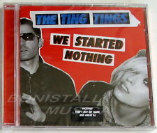 THE TING TINGS - WE STARTED NOTHING - CD Sigillato