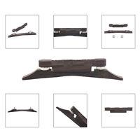 Vintage Rosewood Mandolin Bridge Mandolin Musical Parts Adjustable Compensated