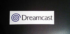 Sega Dreamcast Logo Sticker Decal