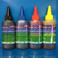 400ml ECOFILL Dye Printer Refill Ink For Canon Pixma ip4850 MG5100 MG5200 MX715