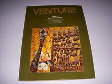 VENTURE MAGAZINE, SEPTEMBER, 1969, 3-D COVER, AFRICA, CAPE TOWN, DAKAR!