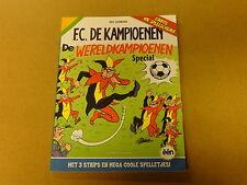 STRIP / F.C. DE KAMPIOENEN: DE WERELDKAMPIOENEN SPECIAL | 1ste druk