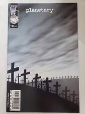 PLANETARY #10 (2000) WILDSTORM COMICS 1ST PRINT! WARREN ELLIS! JOHN CASADAY ART!