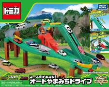 NEW Takara Tomy Tomica Change Course! Auto Mountain road Drive from Japan F/S