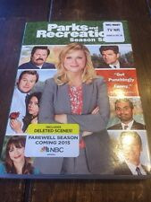 Parks and Recreation: Season Six (DVD, 2014, 3-Disc Set)