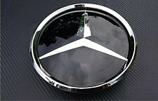 Illuminated Car Led Grille BlLED Logo Emblem Light For Mercedes Benz
