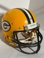 Vintage GREEN BAY PACKERS RAWLINGS Football Helmet RTS