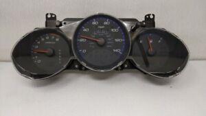 2007-2008 Honda Fit Speedometer Instrument Cluster Gauges 78100-sln-a300 107662