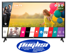 "TV LED 43"" POLLICI LG 43LJ594V SMART TV FULL HD WI-FI DVB-T2 DECODER SAT S2 HDMI"