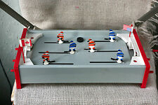 VINTAGE 1984 Czechoslovakia TIN METAL TABLE HOCKEY GAME in BOX