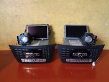 W204 GPS NAVIGATION RADIO NAVI SAT NAV UCONNECT U CONNECT BLUETOOTH A2049005908