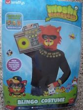 MOSHI MONSTERS 'BLINGO' 4-6yrs BOYS COSTUME.