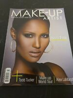 Make-Up Artist Magazine Motion Picture/Television/Theater/Print #102 2013