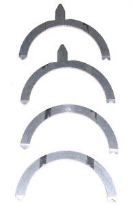 Engine Crankshaft Thrust Washer-DOHC, Eng Code: 1MZFE, 24 Valves DNJ TW960