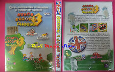 CD ROM BEANS BACON & CHEESE SIGILLATO SEALED multimediale inglese (D6) no dvd