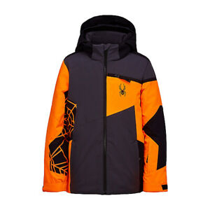 Spyder Boys Challenger Jacket Ski Snowboard Jacket, Winter Jacket, Size 10, NWT