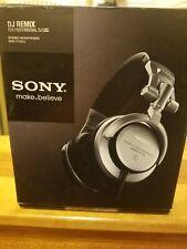 Sony MDR V700 Headband Headphones - Silver