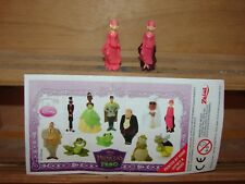 ZAINI   THE PRINCESS AND THE FROG (EU ) 2009 - FARBVARIANTE FIGUR NR. 6 V. BPZ