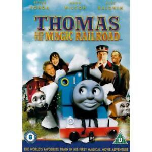 Thomas And The Magic Railroad DVD
