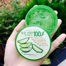 50ml FRESH ALOE VERA SOOTHING GEL 100% NATURAL VITAMINS MINERALS MOISTURIZER