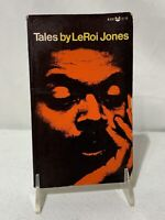 1967 TALES by LeRoi Jones ~ Grove Press #B-220 ~ RARE 1st Edition!