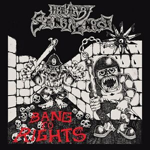 Heavy Sentence - Bang to Rights CD NWOBHM influenced Heavy Metal 80s metal