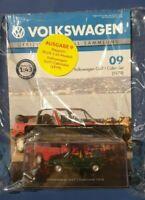 Volkswagen Deagostini offizielle Modell-Sammlung Nr.09 Golf1 Cabriolet  Neu+OVP