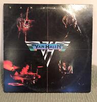 Vtg.1978 Original VAN HALEN Self Titled DEBUT Vinyl LP Record 33 RPM BSK 3075