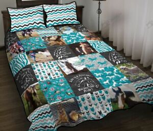 Custom Quilt Bed Set D