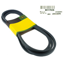 John Deere Original Equipment V-Belt #M117636