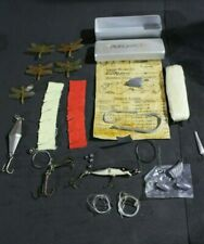 Part of the rescue equipment of pilots of the Soviet air force NAZ-7M