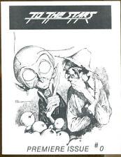 To The Stars Premier Issue #0-1983-L. Ron Hubbard, Larry Niven,  Edd Cartier