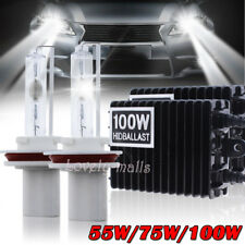 55W 75W 100W HID Xenon Headlight KIT Bulbs High Beam H11 3K 43K 5K 6K 8K 10K LQ
