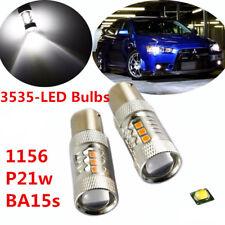 2PC CANbus White LED Bulb Fit Volkswagen Jetta MK6 Daytime Running Light