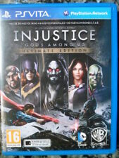 INJUSTICE GODS AMONG US ULTIMATE EDITION PS VITA Batman castellano in english--,