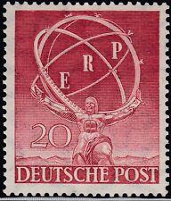 Berlin 1950 ERP Michel Nr. 71 postfrisch
