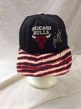 4a9eb6a1a48a trucker hat baseball cap CHICAGO BULLS NBA basketball Jordan 23 SnapBack  Vintage