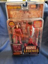 MARVEL LEGENDS LEGENDARY RIDERS SERIES: SCARLET WITCH: 6in Action Figure